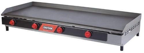 Churrasqueira Croydon Fg13 Gás 130x48cm