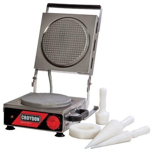 Casquinha De Sorvete Waffle Croydon Mcss Elétrica 21cm