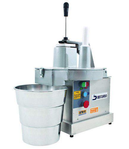 Processador De Alimentos de 200mm Beccaro Pab200