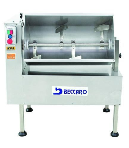 Misturadeira De Carne MB 50 Kgs Inox Beccaro