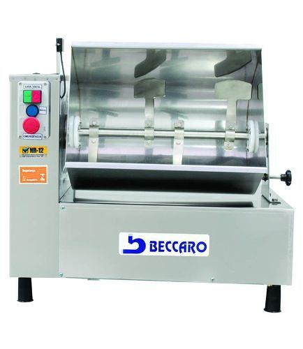 Misturadora De Carne MB25 25 Kgs Inox Beccaro