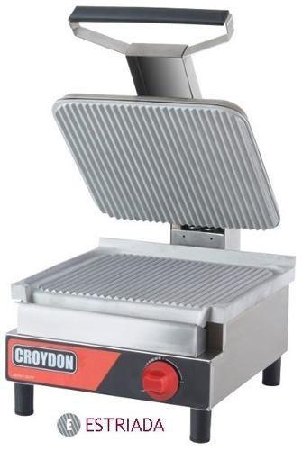 Sanduicheira Estriada Croydon Saseg Gás 32x34cm