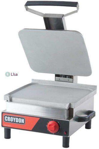 Sanduicheira Lisa Simples Croydon Sasl Elétrica 32x34cm
