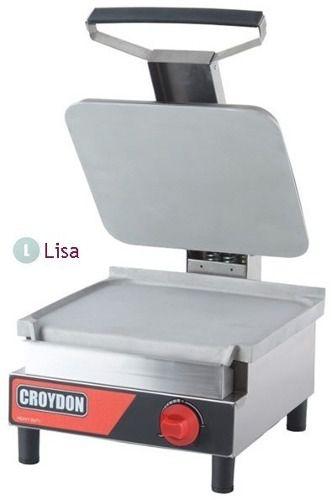 Sanduicheira Lisa Simples Croydon Saslg Gás 32x34cm