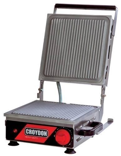 Sanduicheira Estriada Croydon Spse Elétrica 27x27cm