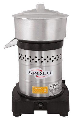 Espremedor Médio Spolu 1/4cv Spl005 Bivolt Alumínio