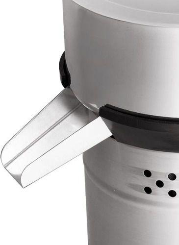 Espremedor Industrial Spolu 1/3cv Spl007 Bivolt Alumínio