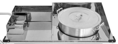 Carrinho de Milho Verde Luxo Armon MV027 Pneumático
