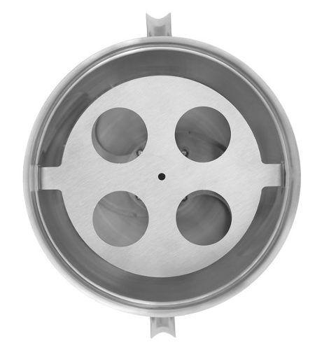 Cutter Spolu 4 Litros 1/2cv Bivolt Inox SPL200