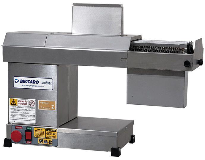Amaciador De Carne Inox Beccaro Ami 1/2Cv 150 Kgs/h