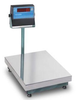Balança Eletrônica Micheletti MIC100 Prato Inox 40x40 C/C 100Kg