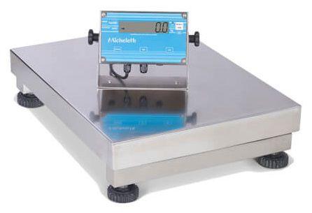 Balança Eletrônica Micheletti MIC100 Total Inox 40x50 S/C 100Kg
