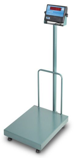 Balança Eletrônica Micheletti MIC300 60x80cm C/C 300Kg