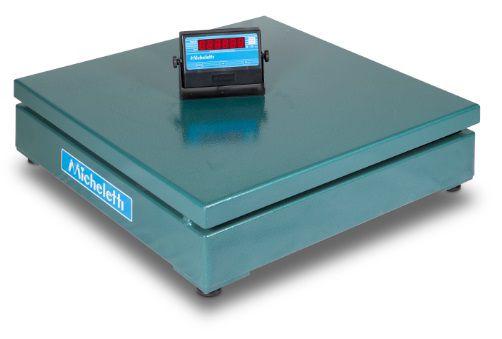 Balança Hibrida Micheletti Mic500h 100x100 S/C 500kg