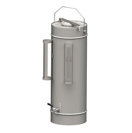 Barril Térmico Cilíndrico Universal Bt20v de 20 Litros
