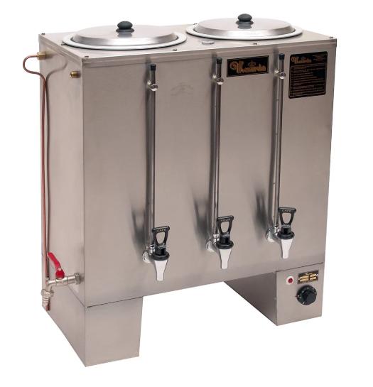 Cafeteira Industrial 60 Litros Monarcha Mi42 Elétrica