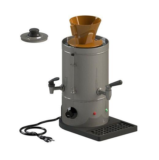 Cafeteira Luxo Pingadeira Universal Cl01t 1 Litro