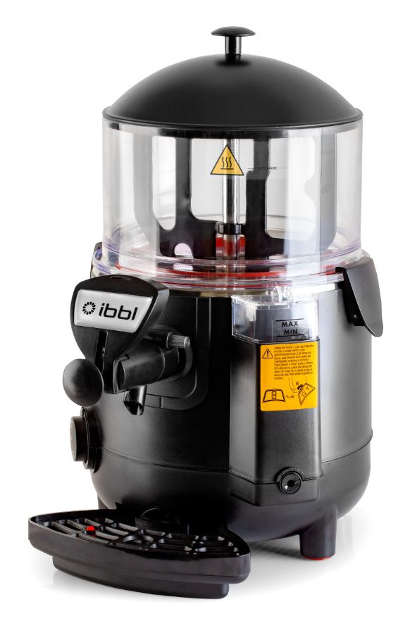 Chocolateira Hot Dispenser 5 Litros Preta HD5 IBBL