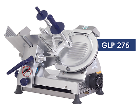 Cortador Fatiador De Frios Semi Automático Gural Glp275 Motor 1/3cv