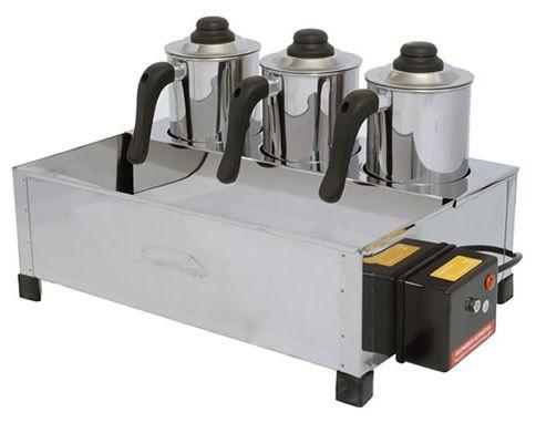 Esterilizador Consercaf ET3 de 3 Bules Com Termostato