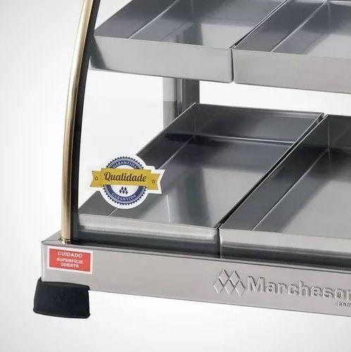 Estufa Linha Ouro de 5 Bandejas Marchesoni Elétrica