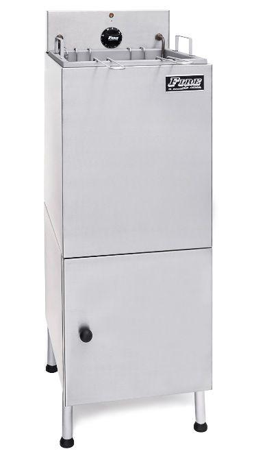 Fritador Elétrico de Gabinete Fire Feqg Com Filtro Água 33L