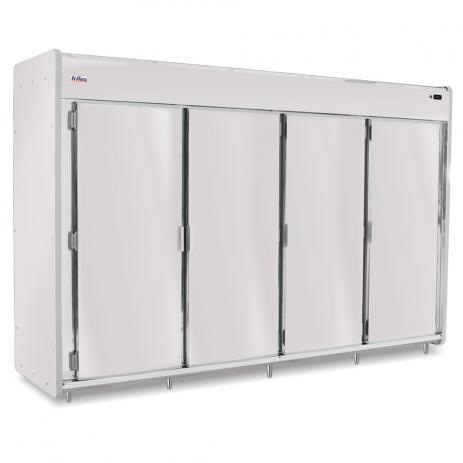 Mini Câmara Para Açougue 3750 Lts Inox Frilux Rf060