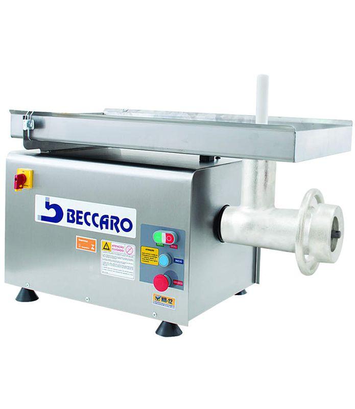Picador de carne 98 Inox PB98TS 450 Kgs/h Beccaro