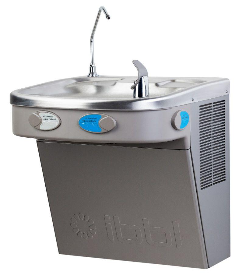 Purificador de Água Pressão Suspenso PDF300 2 Torneiras IBBL