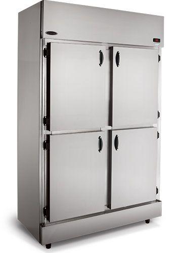Refrigerador Comercial 4 Portas Conservex Rc4 810 Litros