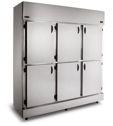 Refrigerador Comercial 6 Portas Conservex Rc6 1200 Litros