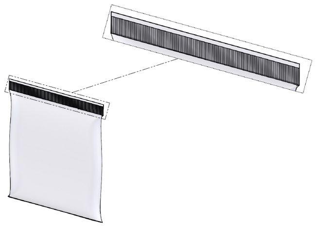 Seladora Tc Barramento Metal Pedal Barbi Tcv260