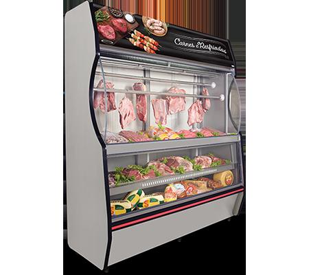 Vitrine Refrigerada Para Carnes Conservex Vtrc200 197cm