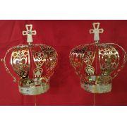 Coroa CR30 6 Pétalas