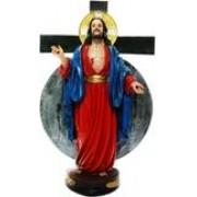 Jesus - 12,5cm - resina