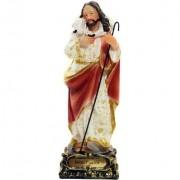 Jesus Bom Pastor - 12,5cm - resina