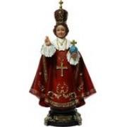 Menino Jesus de Praga - 33cm - resina