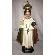 Menino Jesus de Praga - altura 30cm - fabricada me durata