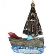 Nossa Senhora Aparecida - 13cm - resina
