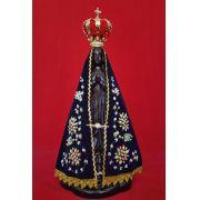 Nossa Senhora Aparecida 45CM - Resina - FAC-SIMILE