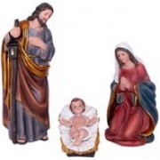 Sagrada Família - 20cm - resina