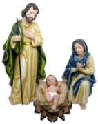 Sagrada Família - 50cm - resina