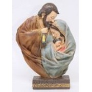 Sagrada Família busto - 25cm - resina