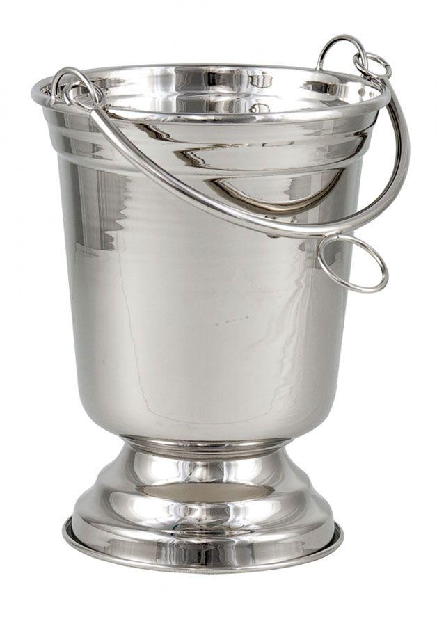 Caldeira grande para água Benta com altura de 20 cm e capacidade de 1,5 litros - NÃO ACOMPANHA ASPERGE