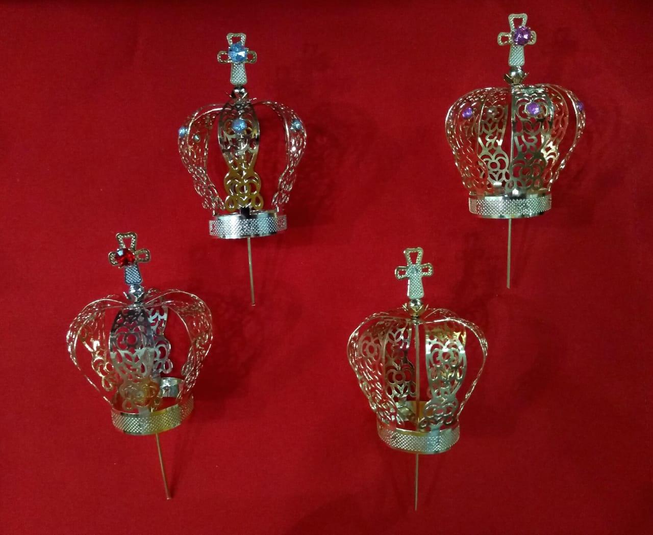 Coroa CR06 6 Pétalas