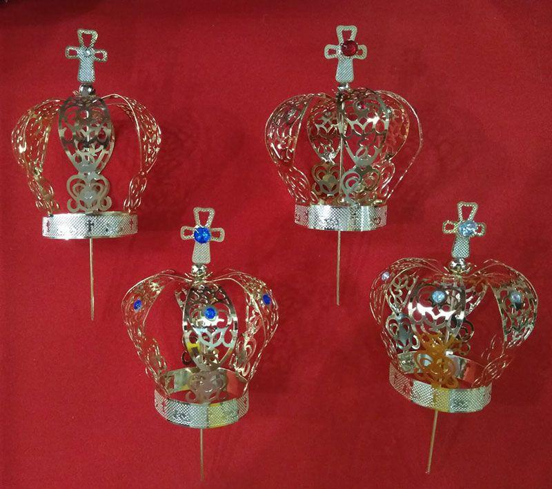 Coroa CR08 6 Pétalas