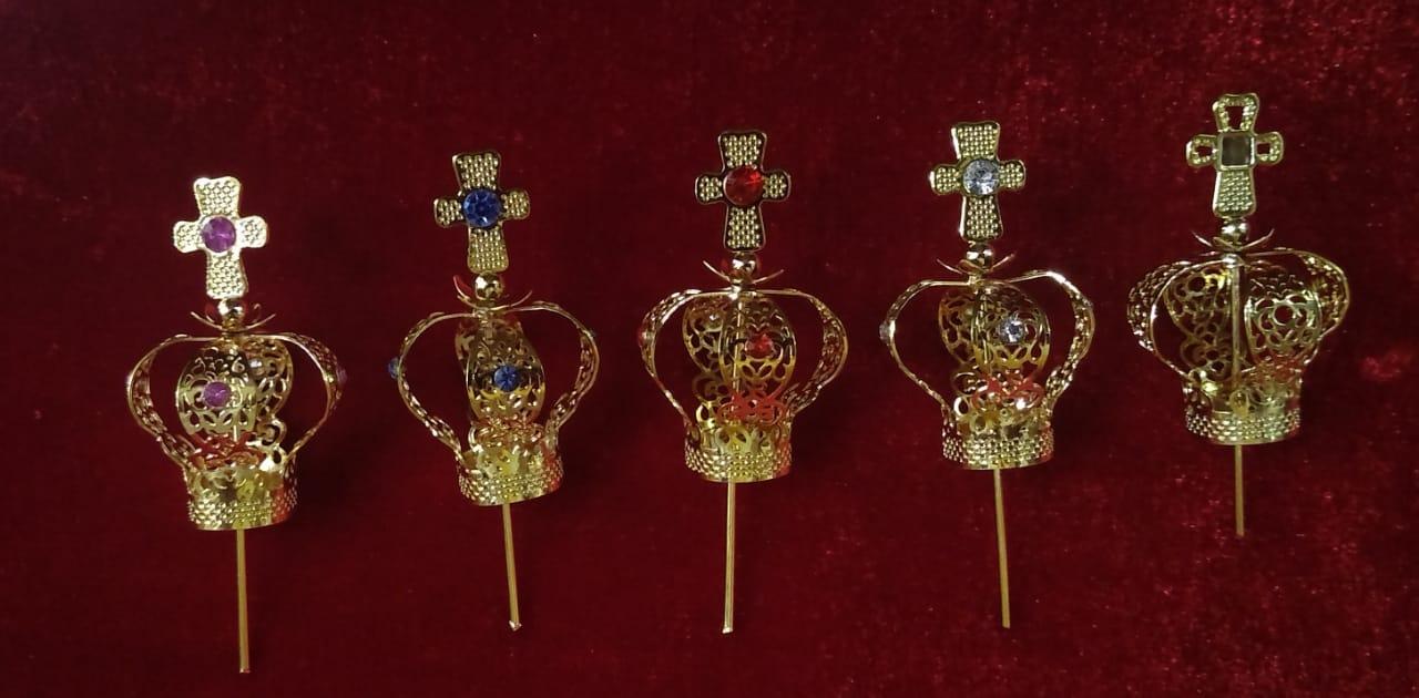 Coroa CR 2 4 Pétalas