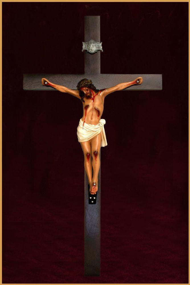 Crucifixo 120CM - Resina