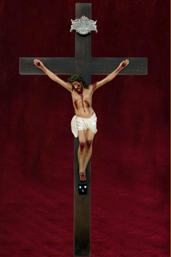 Crucifixo 200CM - Resina