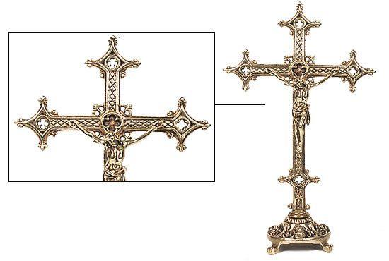 Crucifixo Gde. c/ Pé